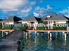 Water Villas of Sun Island Resort – Over water accommodation in Maldives
