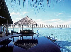 5star Accommodation with 5star Service  in Taj Exotica Maldives – Experience it
