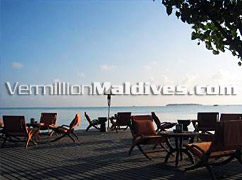 Bar and Restaurant in Taj Maldives – Resort Hotel for your Vacation in Maldives