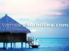 Great Resort with great Service - Taj Maldives – Exotica Resort