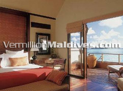 Inside the Deluxe Lagoon Villas of Taj Exotica – A splendid resort of Maldives