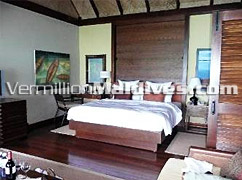 Interior of Villa in Taj Exotica Maldives – Sexy Designed Resorts Maldives
