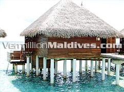 Lagoon Villa - Taj Resort for your Honeymoon and more in Maldives