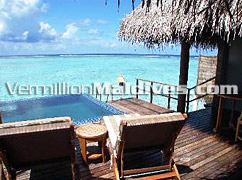 Lagoon Villas - Taj Maldives - Exotica Resort and Spa