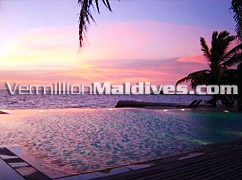 Sun Set - Romantic Resort in Maldives – Taj Exotica Maldives Resort