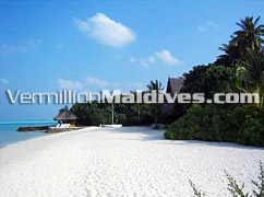 Taj Exotica - beautiful Resort with Great beach – your five star Resort Hotel in Maldives