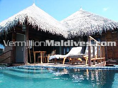 Villa with Pool - Exotic resorts of the Maldives – Taj Exotica