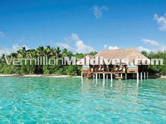 Water Villa - Private and Secluded - Taj gives you the best in Taj Exotica