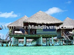 Water Villa - Taj Exotica Island Resort – Prestigious and Luxurious Maldives Resort