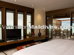 Accommodation at The HAVEN Maldives – Five Star Luxury Resort