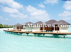Imagine this beauty? Water Villas of the HAVEN luxury Accommodation Resort