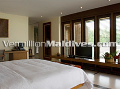 Interior of Villas at The HAVEN Maldives – A Five Star Resort