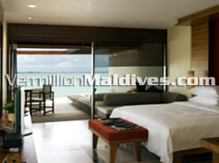 Interior of Villas at The HAVEN Maldives – Relaxing Holiday