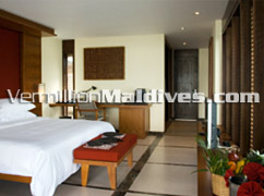 Interior of Villas of The HAVEN Maldives Island – Luxury Maldives Hotel
