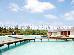 THE HAVEN Maldives. A beautiful Honeymoon Retreat
