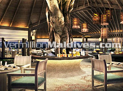 Restaurant for your fine dining in Regent Maldives – enjoy luxury in the Maldives