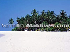 White Sandy Beach - Thundufushi Maldives- your Special Vacation in Maldives