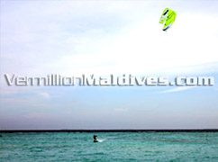 Kite Surfing Resort Hotels of Maldives  - Thulhaagiri