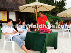 Resorts with Beach Dinner - Thulhagiri Island – Fantastic Service