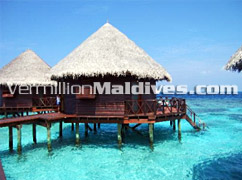 Water Bungalow - Maldives Vacations at Thulhagiri Island Resort