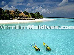Hotel Vakarufalhi Maldives is ideal & perfect holiday place