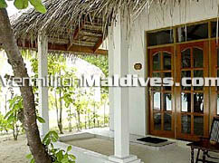 Hotel Vakarufalhi Resort Maldives accommodation rooms