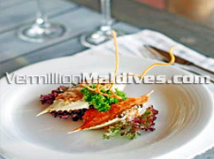 Fine Wines and Great Dining in Resort Velassaru Maldives Hotel