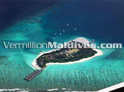 Velassaru maldives - Aerial Shot – Luxury Hotel in Maldives