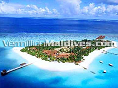 Vellasaru Maldives - Luxury Resort Hotel – Aerial View