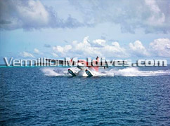 Seaplane Transfer to Velidu Island Hotel of Maldives – Scenic Flight to your Destination