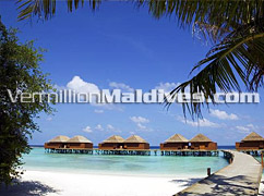 Exterior Jacuzzi Water Villas accommodation - Veligandu Island Maldives Resorts – makes your next booking here