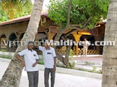 Friendly Staff of Villivaru Island Hotel – Beach Resort Island for Holidays