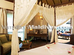 Interior - Water Villas - Vilu Reef Beach and Spa – Resort Maldives
