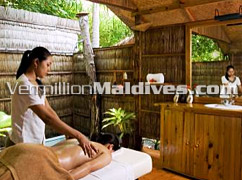 Professional Relaxing Massage available in Vilu Reef Beach & Spa – Maldives