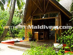 Resort featuring Spa such as  Vilu Reef Maldives is great for your honeymoon- Beach Resort