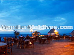 Restaurant - Vilu Reef Beach Resort – Maldives