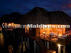 Sexy Water Villas for your Honeymoon - Vilu Reef - Maldives Hotel