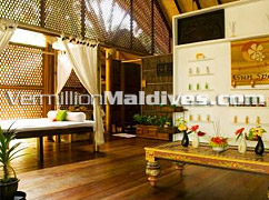 Sun Spa in Vilu reef will help Relax your body and mind – Beach Hotel Maldives