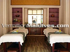 JIVA Spa of Vivanta by Taj Resort Corel Reef - Maldives Luxury Resort