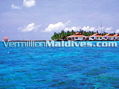 Lagoon Villas of Vivanta by Taj Corel Reef – Maldives 5star luxury Resort