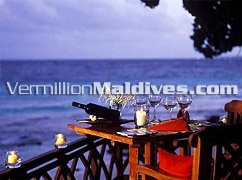 Luxury Dining at Hotel Vivanta by Taj Corel Reef of Maldives