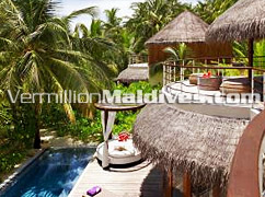 New age Resort in Maldives – Unique Concept and Design in W Retreat and Spa