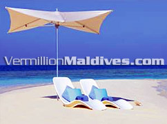 Private and Secluded Sun Chairs - W Retreat Maldives – Beach