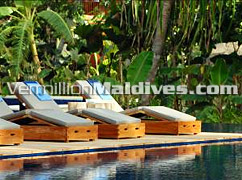 Whats Luxury?? W Retreat Maldives is the answer – Pool side