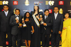 *Some Maldives Hotels Resorts Agents representatives with awards