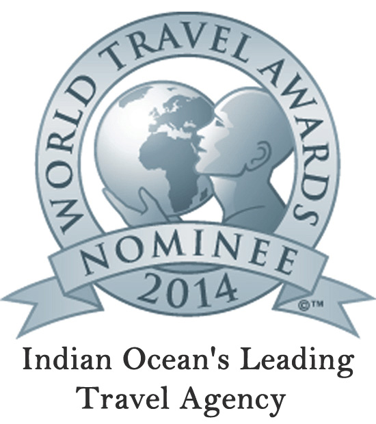NOMINEE World travel award 2014 - Indian Ocean's Leading Travel Agency