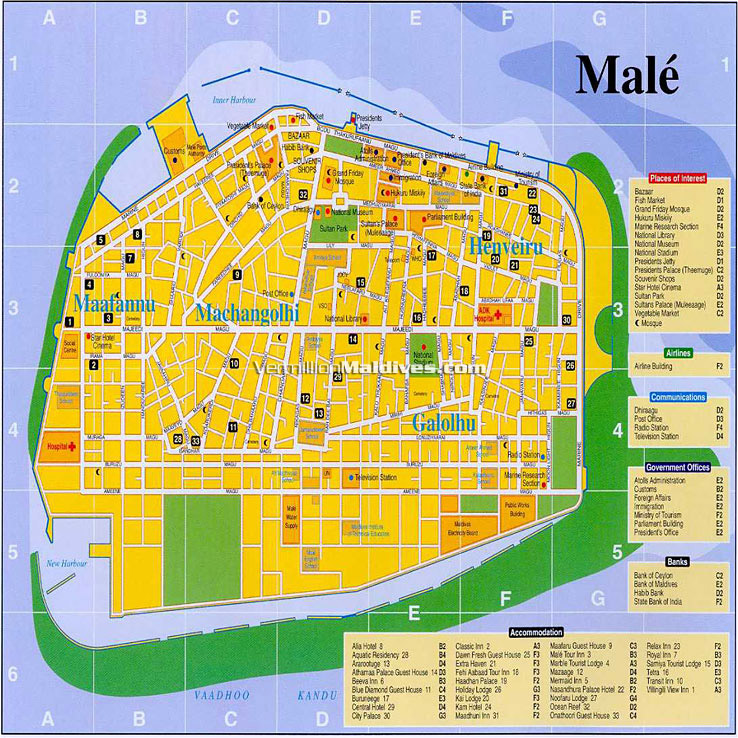 Male' The Capital